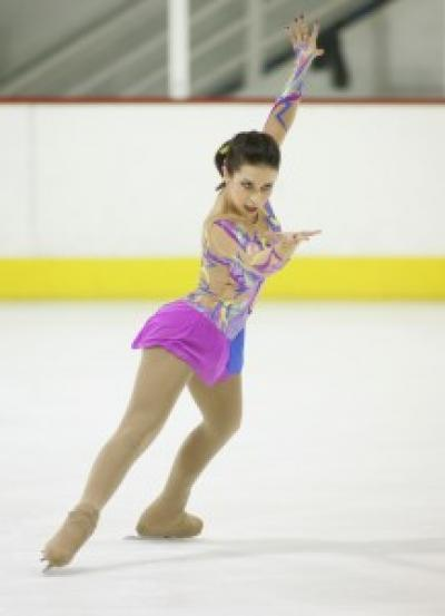 Osage figure skater wins third place at U.S. Nationals