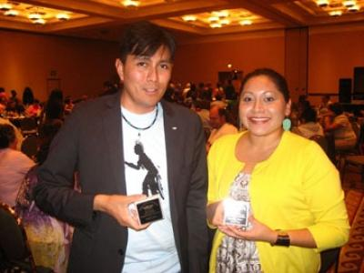 Osage News wins two Native Media Awards from NAJA