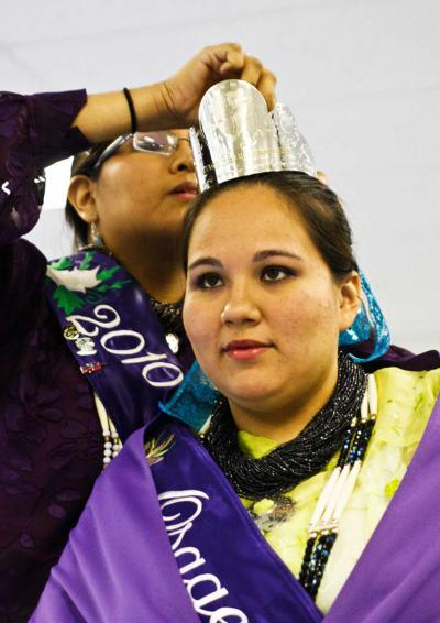Dora Williams crowned 2011 Osage Tribal Princess