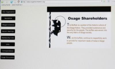 Osages discuss 2010 candidates, election hot topics and politics online