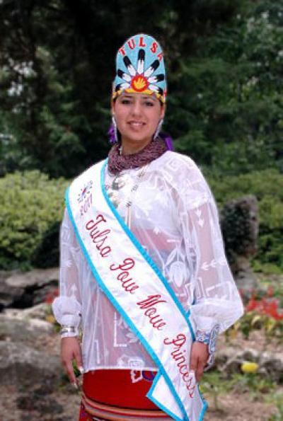 Robynn Rulo selected as this year's Tulsa Powwow Princess