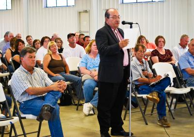 Wind farm project approved by Osage County board