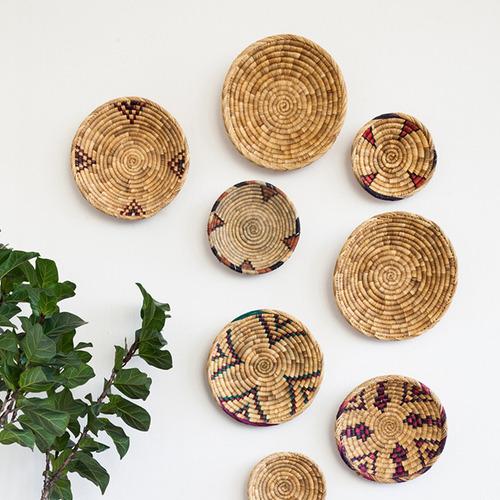 Love Amp Nature Moroccan Palm Bread Basket