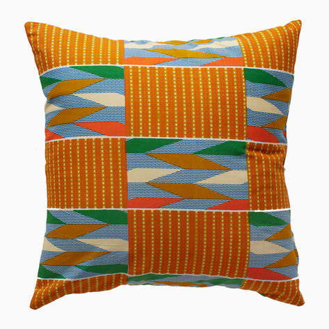 Zula Batik Pillow