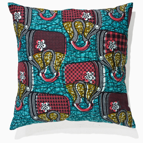 Hola Batik Pillow