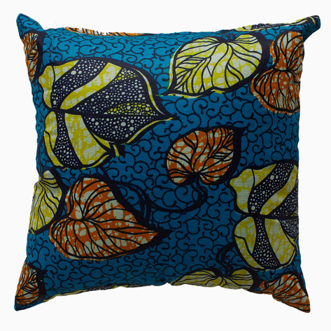 Kuaashie Batik Pillow