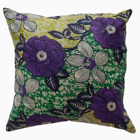 Gyasi Batik Pillow
