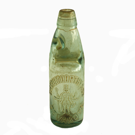 Thirumoorthy & Co. Vintage Codd Bottle