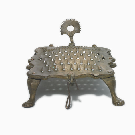Antique Coconut Grater