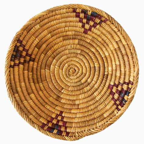 Love & Nature Moroccan Palm Bread Basket