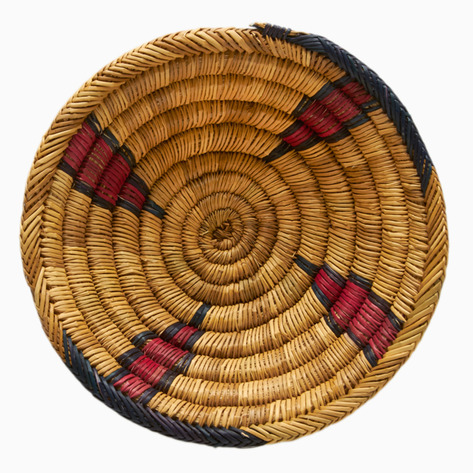 Energy & Strength Moroccan Palm Bread Basket
