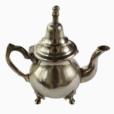 Social Grace Traditional Moroccan Teapot