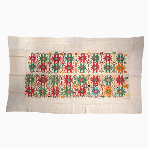 Stars and Flowers Tai Tapestry