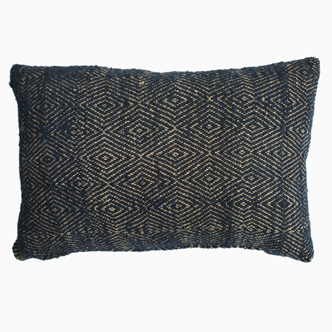 Hypnotic Indigo Tai Pillow