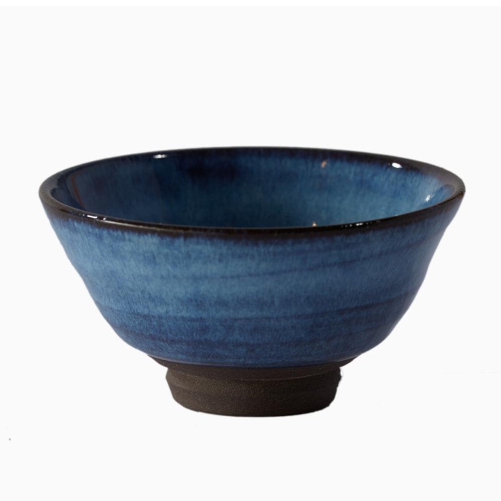 Modern Blue Ceramic Bowl Shop