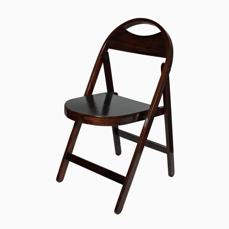 Vintage Aladdin Folding Chair