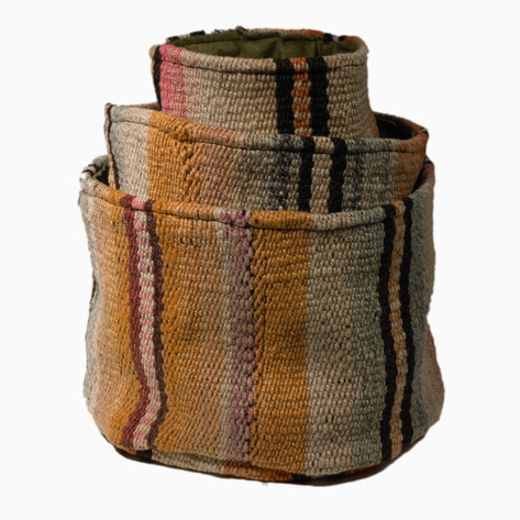 Tiwanaku Cloth Baskets