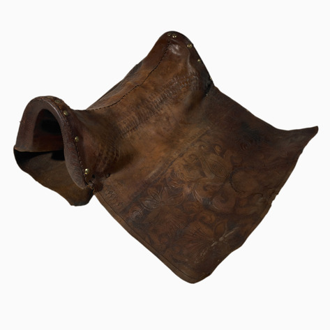 Ayacucho Leather Saddle