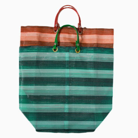 Striped Market Bags
