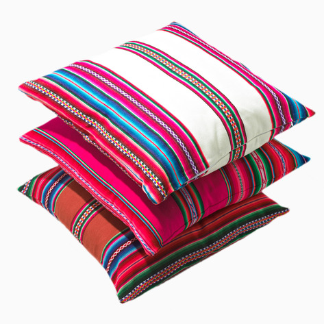 Contemporary Textile Pillows