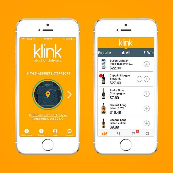Klink Screenshots Large