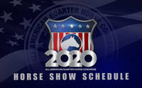 2020 All American Quarter Horse Congress Horse Show Schedule Released