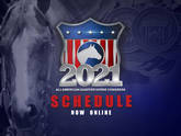 2021 All American Quarter Horse Congress Horse Show Schedule Released
