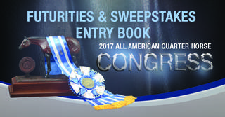 2017 Futurities & Sweepstakes Entry Information is Now Available