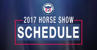 2017 All American Quarter Horse Congress Horse Show Schedule Released