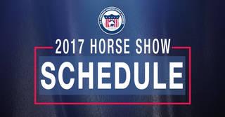 2017 All American Quarter Horse Congress Horse Show Schedule Released