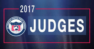 2017 All American Quarter Horse Congress Judges Announced