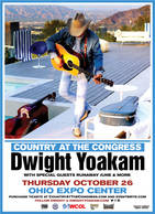 Concert at the Congress - Dwight Yoakam