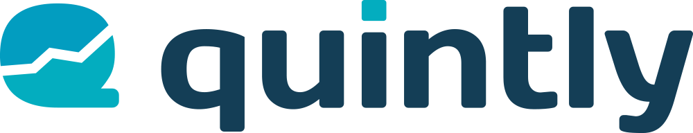 Logo of quintly - Social Media Benchmarking