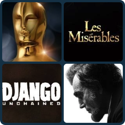 Facebook Performance Oscars 2013 Nominees
