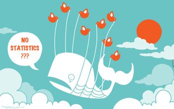 No Inbuilt Twitter Statistics For Your Account