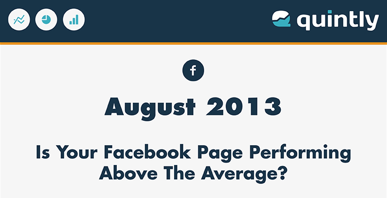 The Average Facebook Page Performance For August 2013