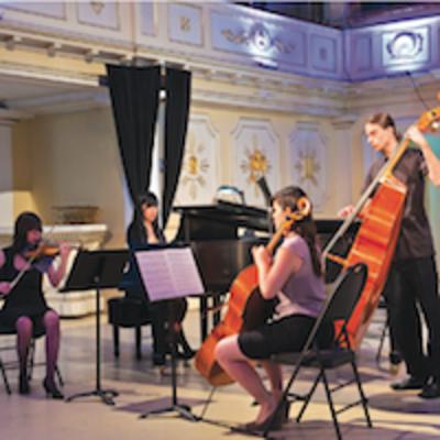 Le festival de musique de chambre v nement v nements for Chambre de musique