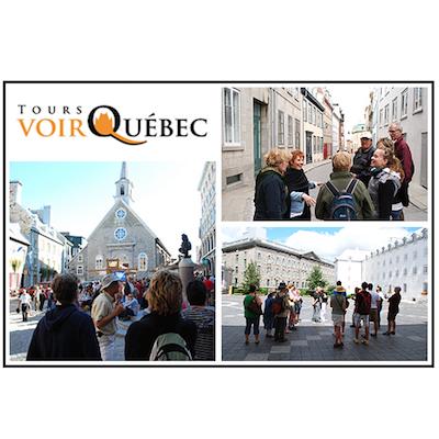 La Visite historique du Vieux-Québec