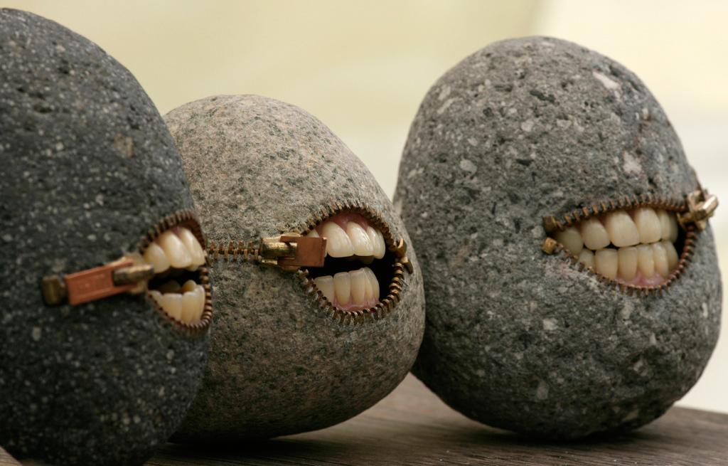 Smiles-Stone