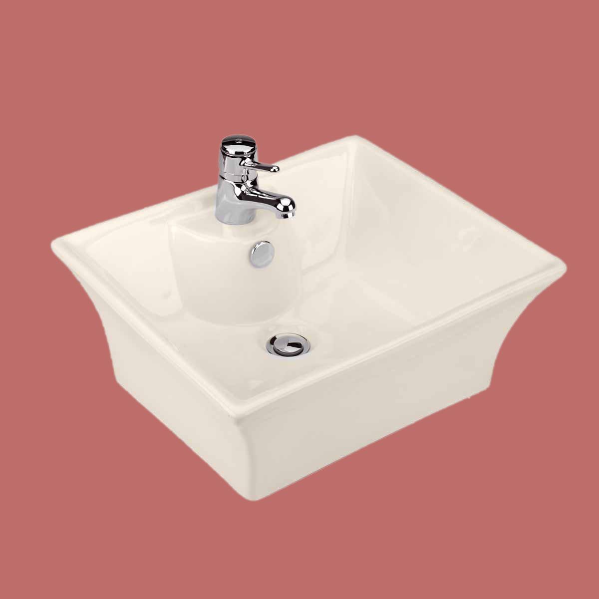 Square Bathroom Sinks : home plumbing bathroom sinks parts small bathroom sinks