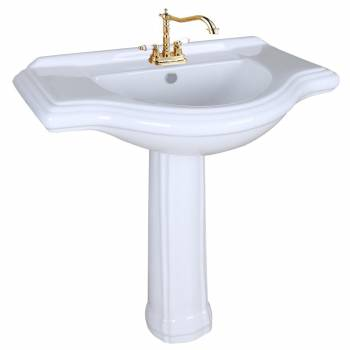 Large Pedestal Sink 4