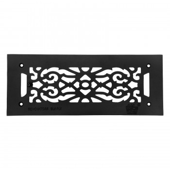 Heat Air Grille Cast Victorian 5.5