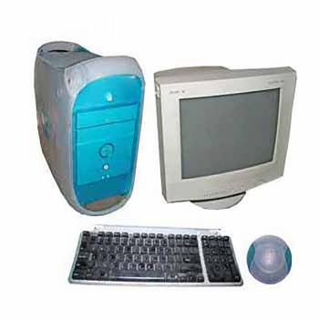 Power Macintosh G3 Series PowerPC 750 (2.2) Aqua Blue