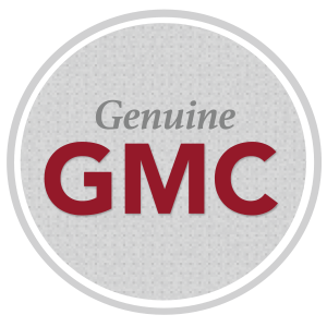 Genuine GMC Parts