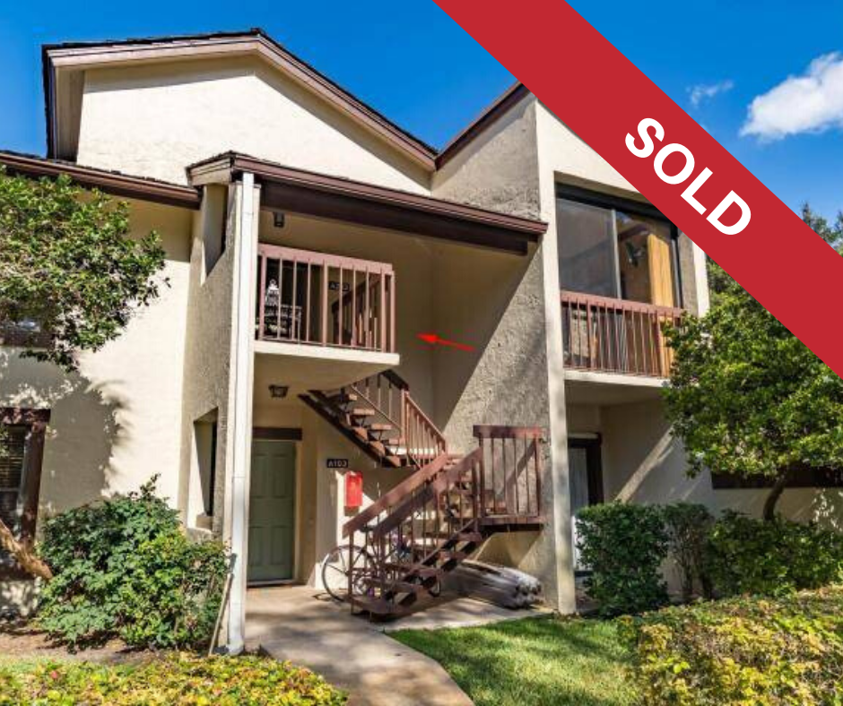 SOLD - 11223 Pond View Drive A203