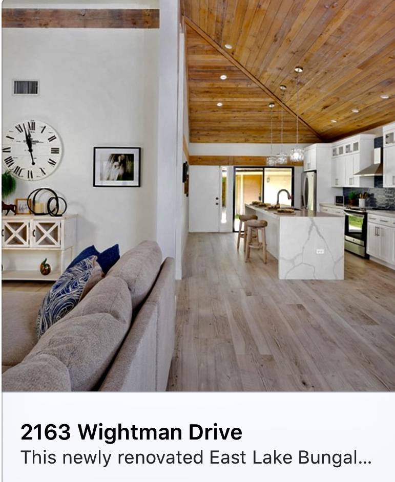 SOLD - 2163 Wightman Drive