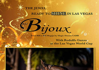 RH Bijoux showing in Las Vegas at the World Cup