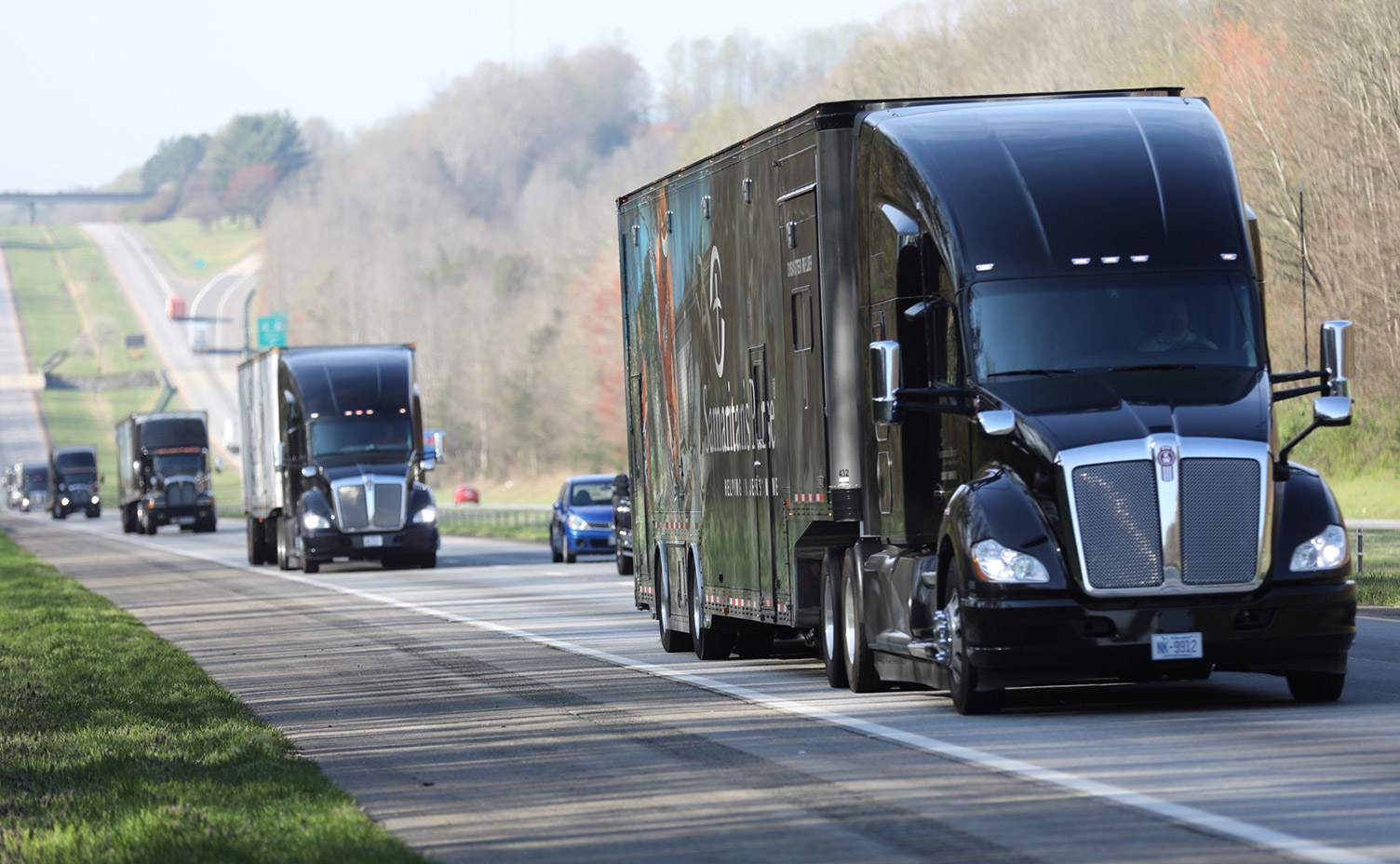 Samaritan's Purse trucks roll to NYC