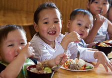 CHILD FEEDING PROJECTS