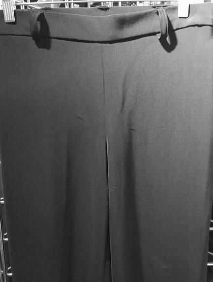 Black Showmanship Pants